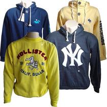 Casaco Moletom Blusa Hollister, Abercrombie, Gap,ny,promoção