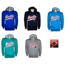 Blusa De Moletom Chicago Bulls Importada Eua Original!!!