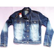 Jaquetas Jeans Feminino