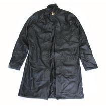Sobretudo/casaco Unissex De Couro De Lhama B1479