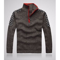 Blusão Suéter De Lã Masculino Marca Jeep - Pronta Entrega