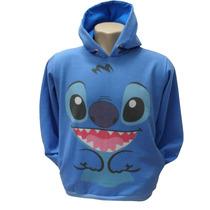 Blusa De Moletom - Lilo Stitch - Personalizado