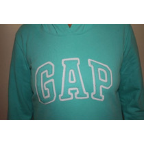 Moleton Feminino Gap Verde Claro 100% Original