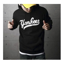Conjunto New York Yankees - Blusa+calça Moletom - Exclusiva!