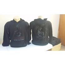 Blusa Moleton Scorpions (banda Rock)