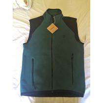 Colete Timberland Bonded Fleece Tamanho G Novo E Original