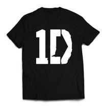 Camiseta One Direction 1d Camisetas De Bandas