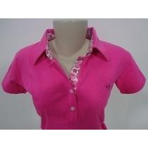 Kit 10 Camisa (camiseta) Gola Polo Dudalina Feminina