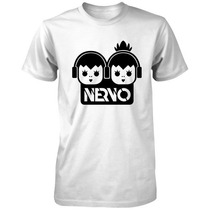 Camiseta Djs Nervo Music Edm Festival Tomorrowland