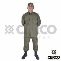 Farda Militar Verde Oliva