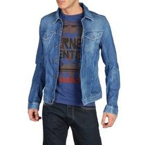 Jaqueta Jeans Masculina Frete Grats