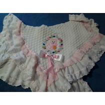 Manta Bebê Trico Lã