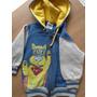 Casaco Blusa De Moletom Com Capuz Bebê Menino Semi Nova