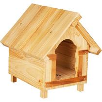 Casinha Para Cães- Num Zero - P Cães Pequenos-gatos-coelhos