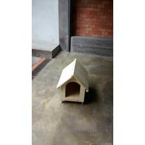 Casinhas Para Cães/cachorros De Madeira Pinus Número 2