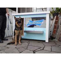 Casinha De Cachorro K9 - Dog-06k9 (pastor Alemão/rottweiler)
