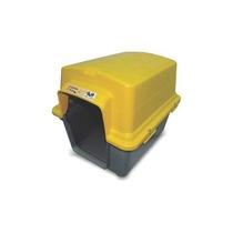 Casinha Plástica N1 (micro) - Coloridas (teto Removível)