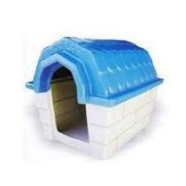 Casa Para Cães Muvuca Azul Grande Nº 3