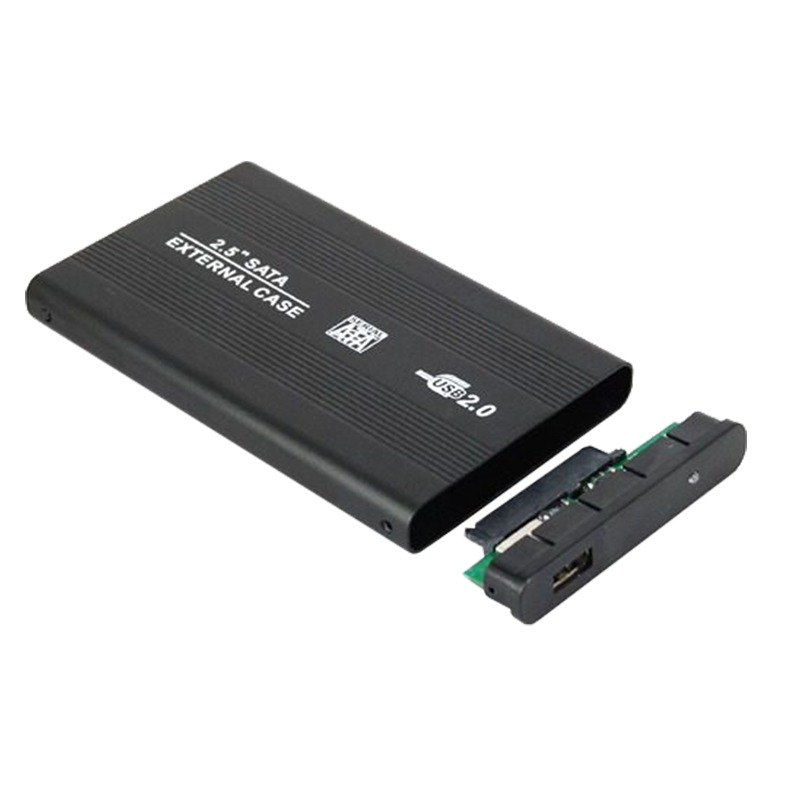 Case gaveta externa hd sata notebook 2 5 bolso pc xbox t2 for Hd esterno ssd