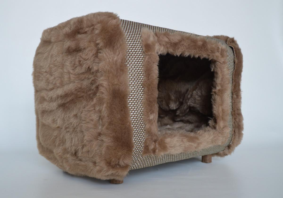 Cama Casa Para Cachorro E Gato Iglu 3 Cama Casa Toca Iglu Para  #644939 1200x841 Banheiro De Gato Iglu