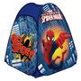 Barraca / Toca / Portátil Triangular Spider Man - Zippy Toys