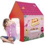 Casinha Barraca Do Clube Das Meninas Infantil Bang Toys
