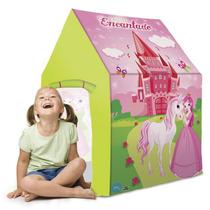 Casinha Barraca Infantil Castelo Encantado Bang Toys