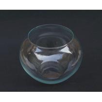 Aquario Pequeno - Arranjo De Mesa - Vidro Para Arranjo