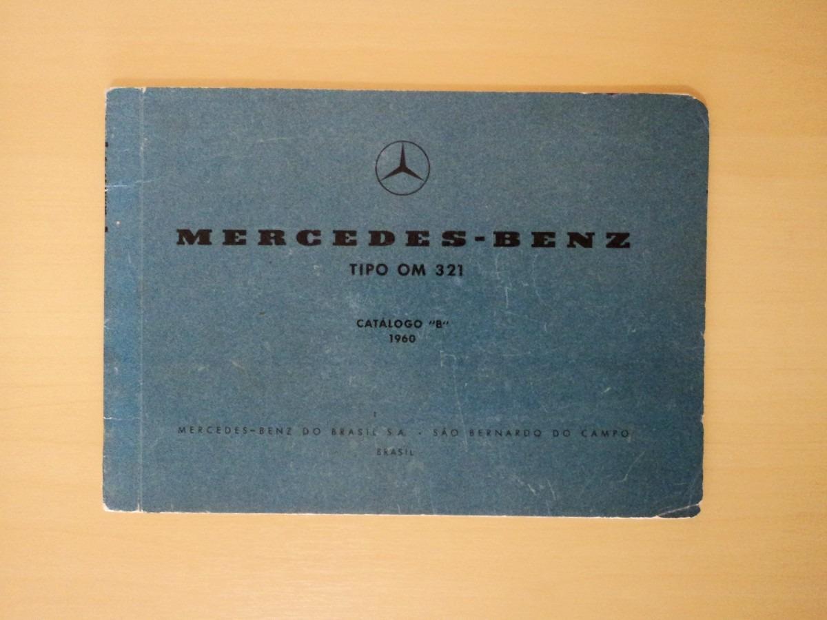 cat logo pe as motor om 321 mercedes benz 1960 r 300 00. Black Bedroom Furniture Sets. Home Design Ideas