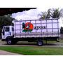 Caminhão Ford Cargo 814 Com Gaiola Boiadeira