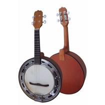 Banjo Rozini Estudante Elétrico Rj14elf Lj Miranda Music Rj