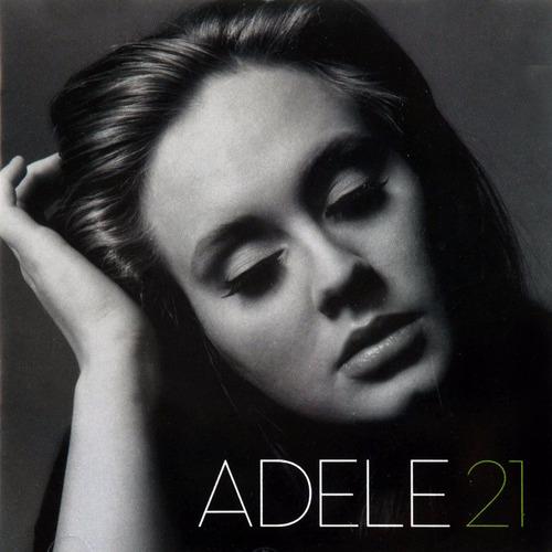 Cd Adele - 21
