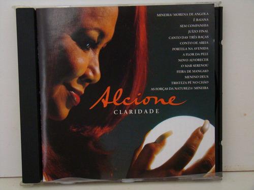 Cd - Alcione - Claridade