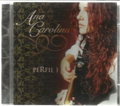 Cd Ana Carolina Perfil