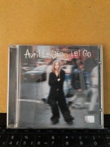 Cd Avril Lavigne - Let Go