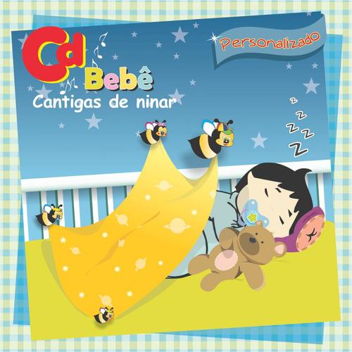 Cd Bebê Personalizado Volume 1