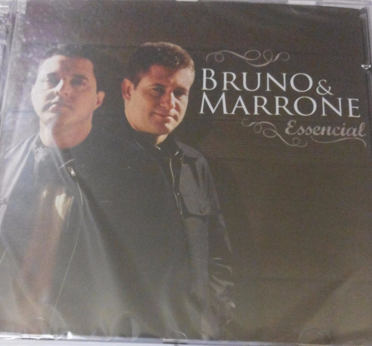 Cd/ Bruno E Marrone Essencial