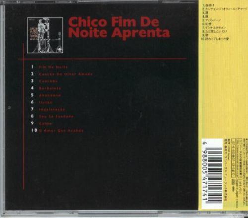 Cd Chico Feitosa - Chico Fim-de-noite Apresenta - 1965