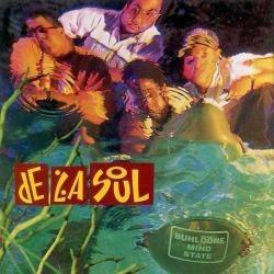 Cd De La Soul - Buhloone Mind State