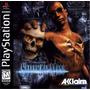 Shadow Man Playstation 1 - Patch Impressos