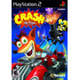 Crash Tag Team Racing-ps2 - Patch Impressos