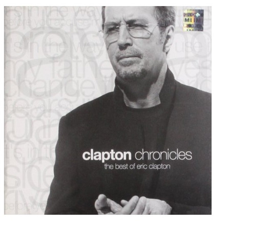 Cd Eric Clapton - Chronicles The Best Of