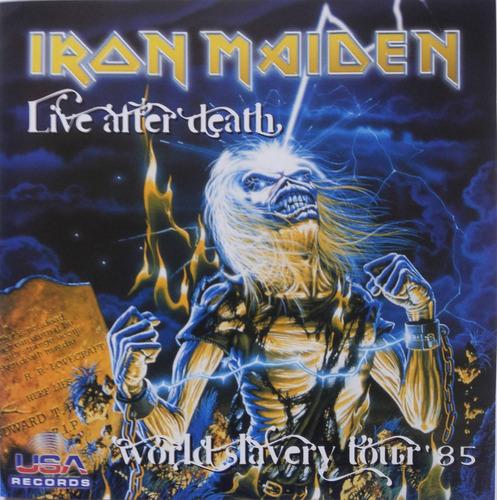 Iron Maiden World Slavery Tour 84 85 Volume Two