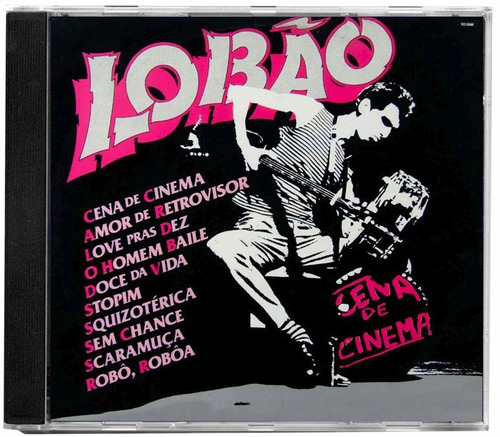 Cd - Lobão - Cena De Cinema 1982
