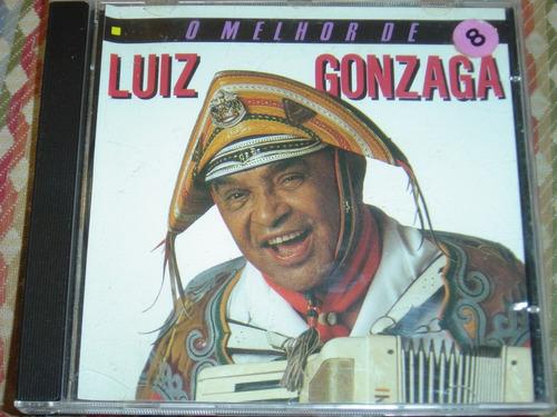 Cd O Melhor De Luiz Gonzaga