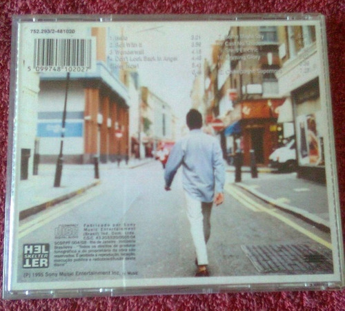 Cd Oasis - Whats The Story - Morning Glory
