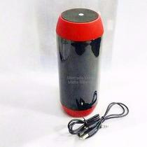 Caixa De Som Portátil Bluetooth Torre U518 Nova
