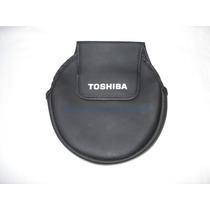 Capa Case Proteçao Emborrachada P/ Cd Player Toshiba Usada