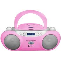 Radio Portatil Cd Player Radio Am Fm Mp3 Boombox Digital Usb