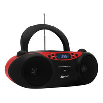 Rádio Cd Boombox Am/fm Estéreo Mp3 Aux. E Usb Lenox Bd 126
